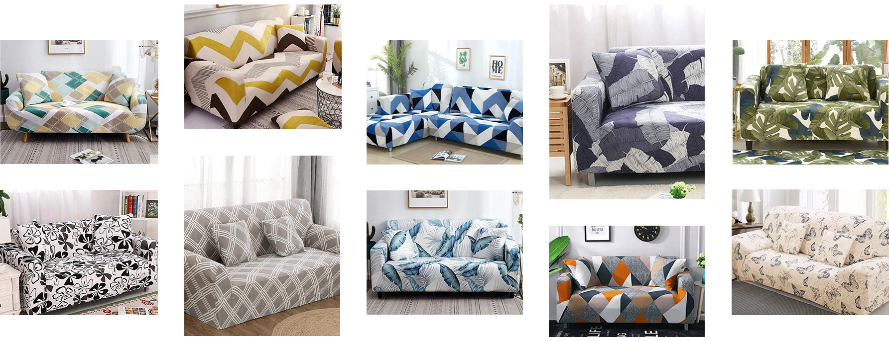 SofaPrint Sofa slipcovers