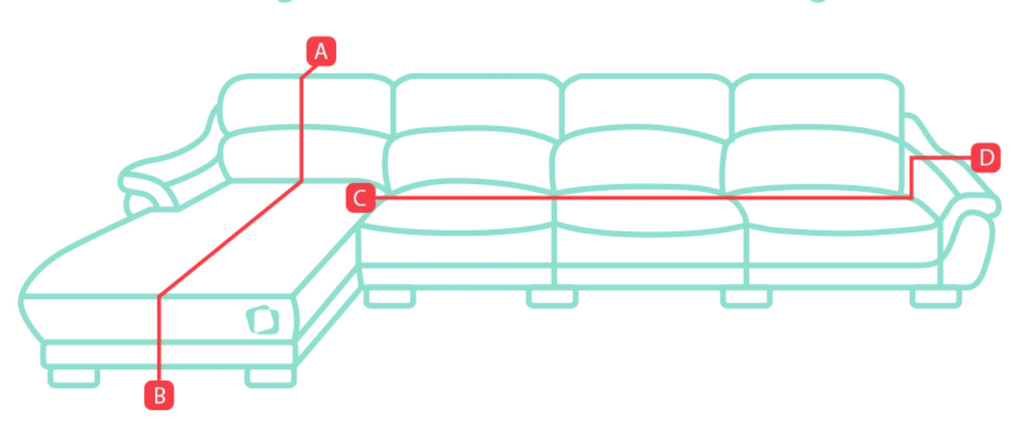sofalush sectional sofa