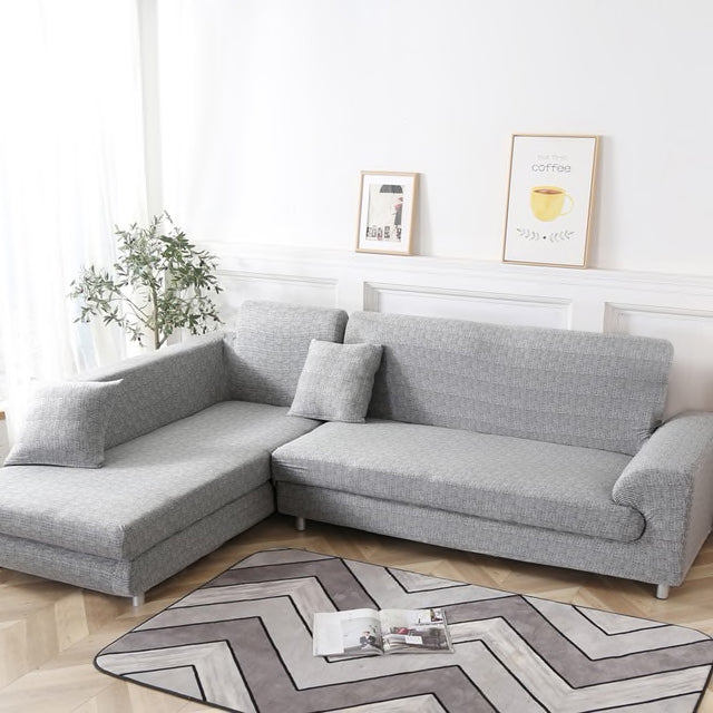 Awesome Bridie Mini Gray Sofa Cover Evergreenethics Interior Chair Design Evergreenethicsorg