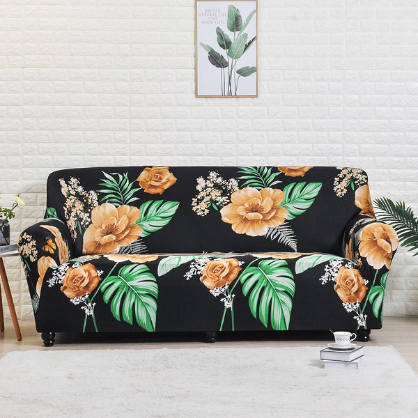 Laith Flower Sofa Cover