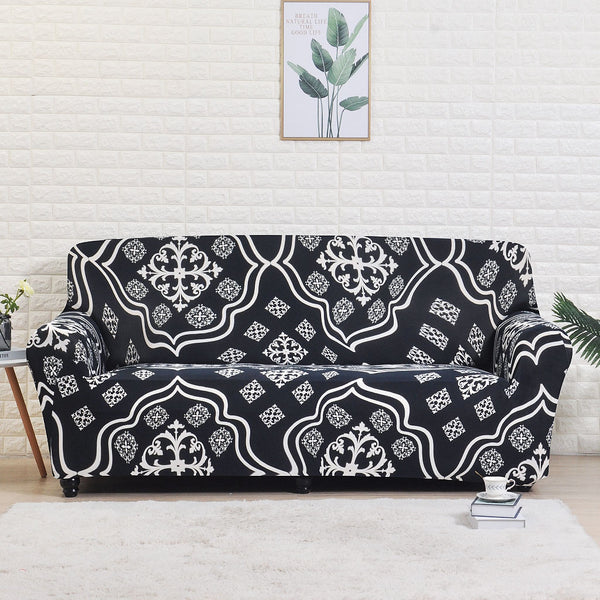 Anil Abstract Sofa Cover