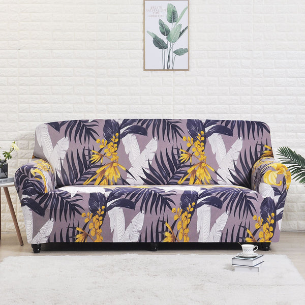 Peyton Leaf Sofa Cover