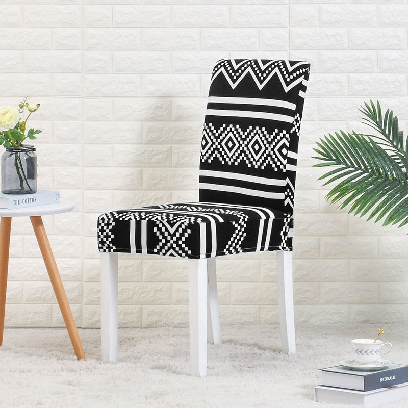 Beauden Stripes Chair Cover