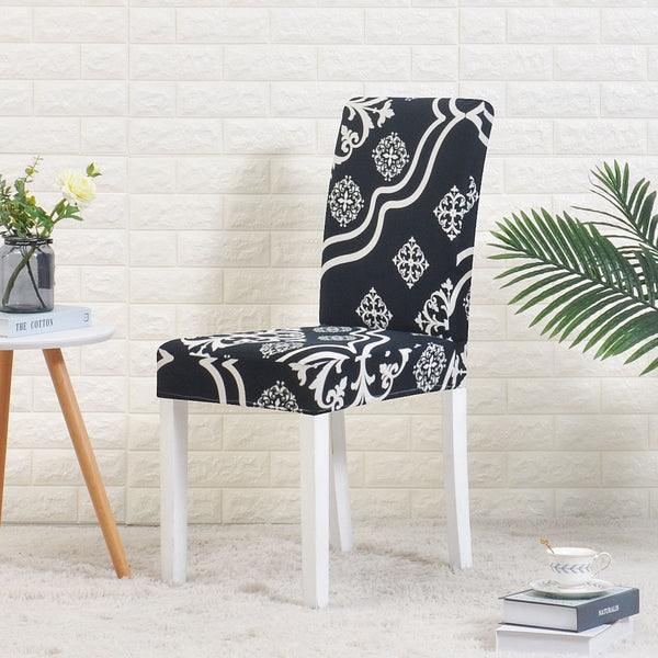 Anil Abstract Chair Cover