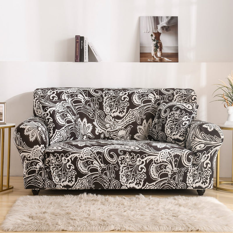 Dolcie Abstract Sofa Cover