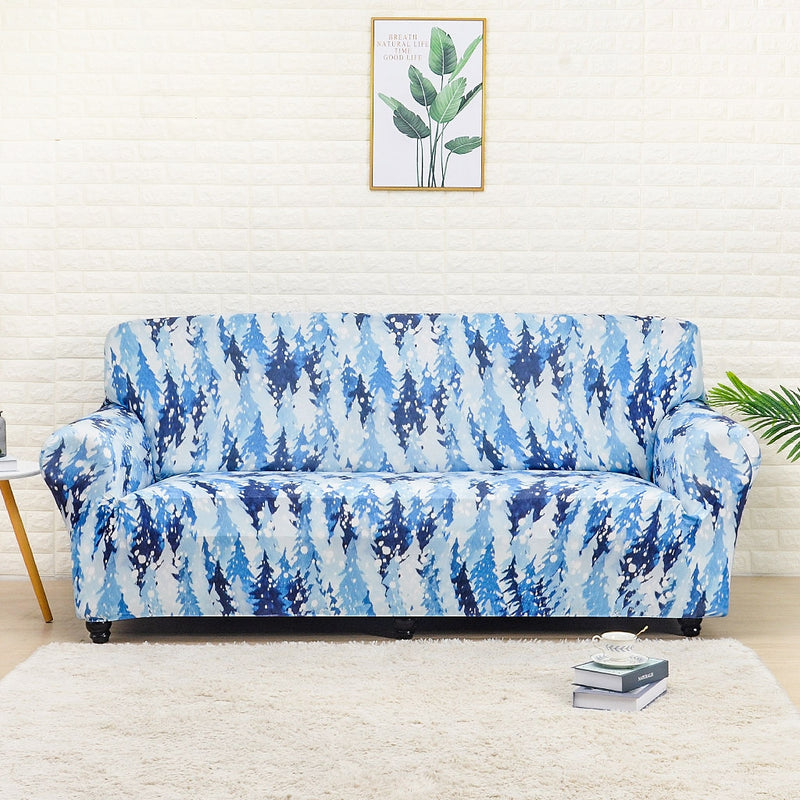 Winter Trees Sofa Cover