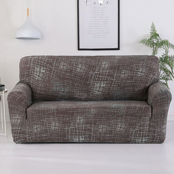 Melvin Brown Sofa Cover - SofaPrint™