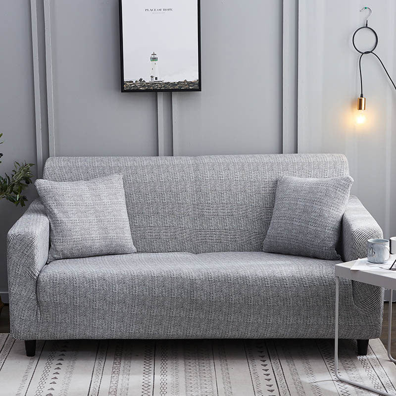 Bridie Mini Gray Sofa Cover - SofaPrint™
