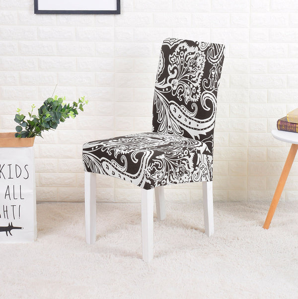 Dolcie Abstract Chair Cover