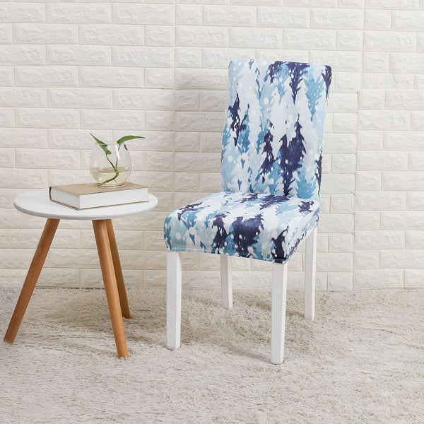Winter Trees Chair Cover