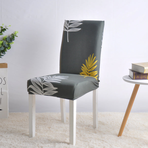 Bret May Gray Chair Cover - SofaPrint™