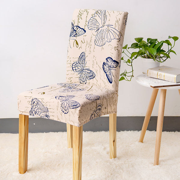 Bayley Butterfly Chair Cover - SofaPrint™
