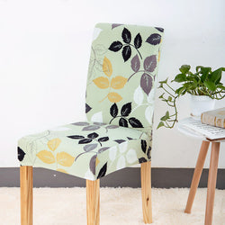 Sonya Green Chair Cover - SofaPrint™
