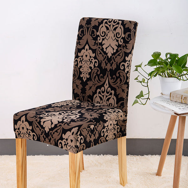 Zayyan Floral Chair Cover - SofaPrint™