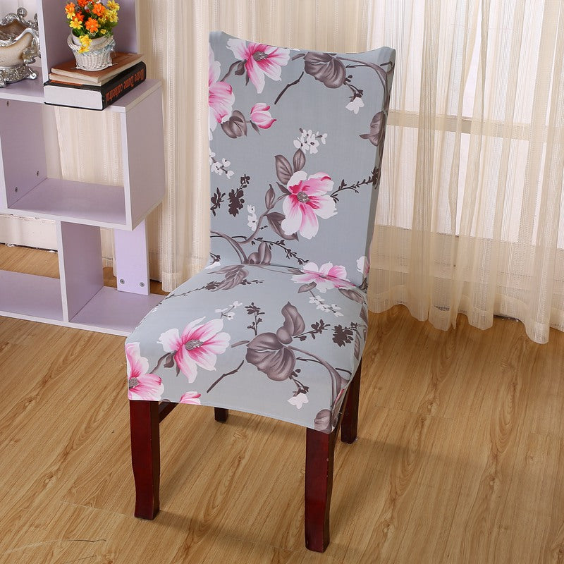 Kaylem Flower Chair Cover - SofaPrint™