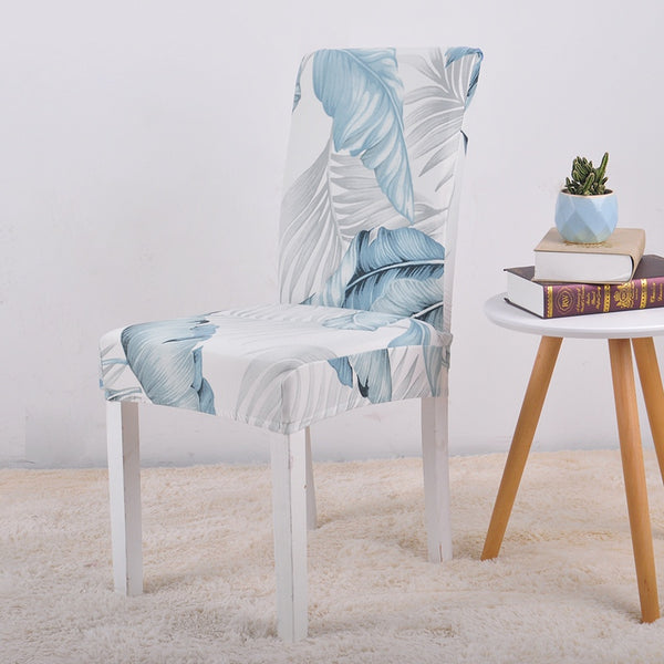 Luqman Feather Chair Cover - SofaPrint™
