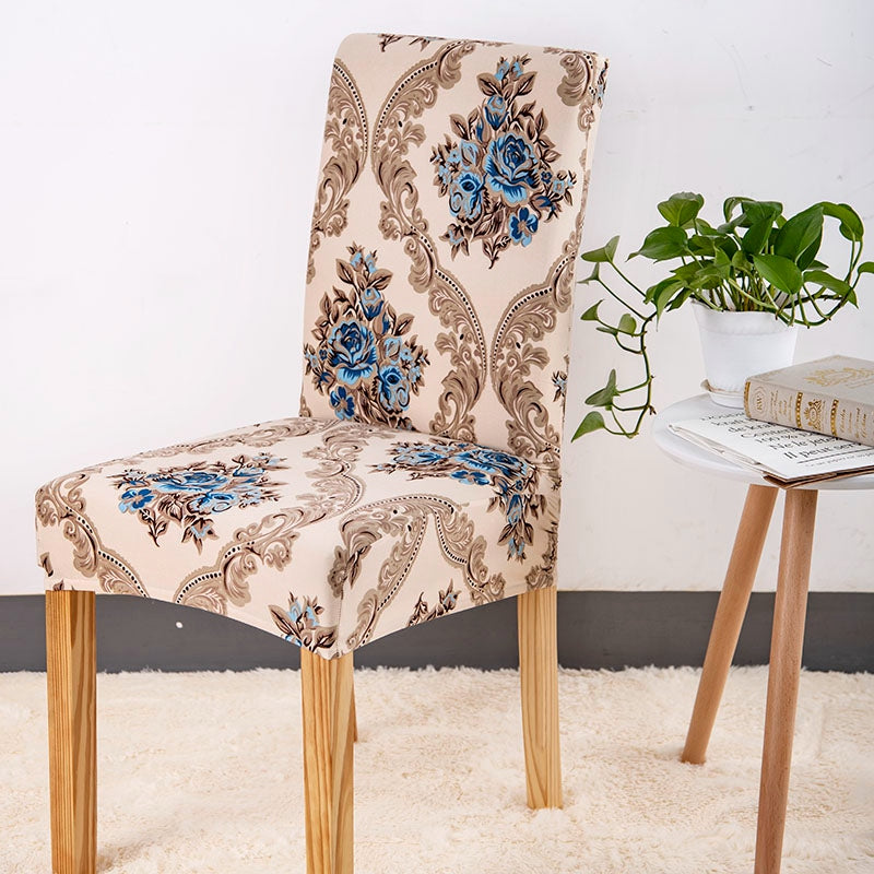 Adele Ortega Abstract Chair Cover - SofaPrint™