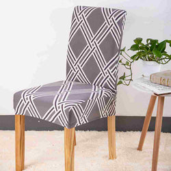 Rupert Lines Chair Cover - SofaPrint™