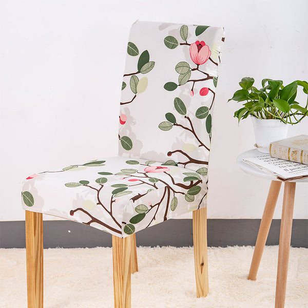 Dionne Flower Chair Cover - SofaPrint™