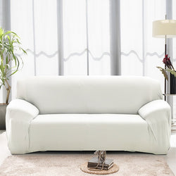 Swell Solid White Sofa Cover Pdpeps Interior Chair Design Pdpepsorg