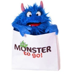 Monster to Go Marionnette