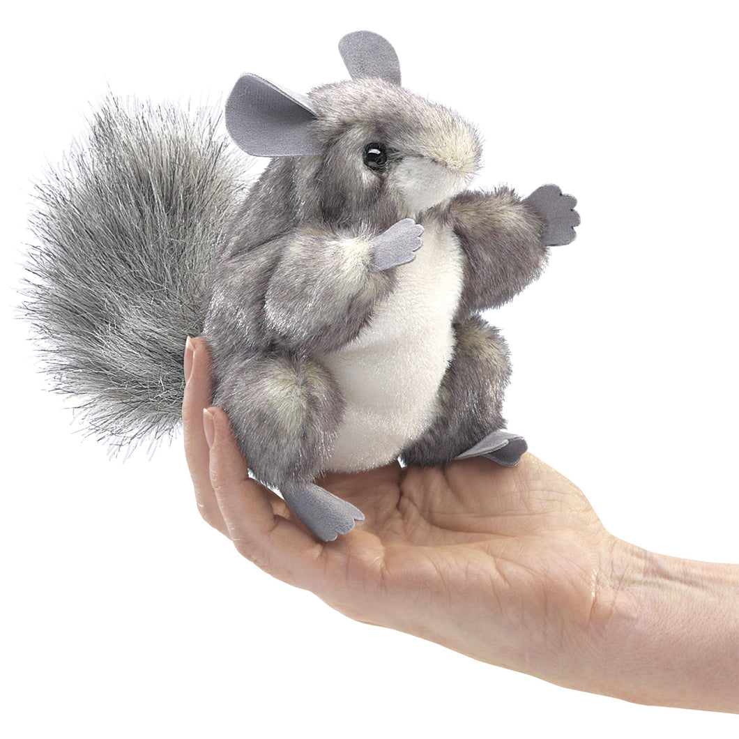 Mini Chinchilla Marionnette