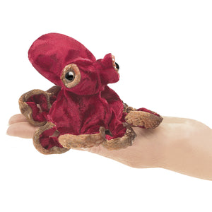 Mini Octopus Rouge