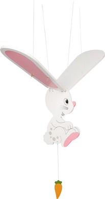 Mobile Lapin animal volant