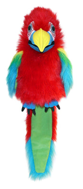 Amazon Macaw Marionnette