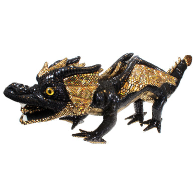 P126-PC001201-marionnette-Dragon-noir-The-Puppet-Company-Dragons