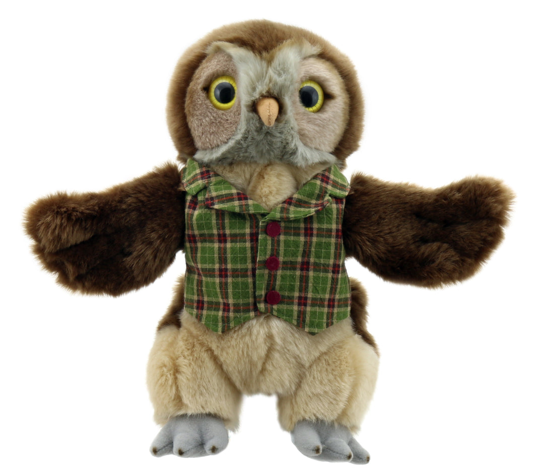 P136-PC009908-marionnette-Hibou-The-Puppet-Company-Dressed-Animal-Puppets