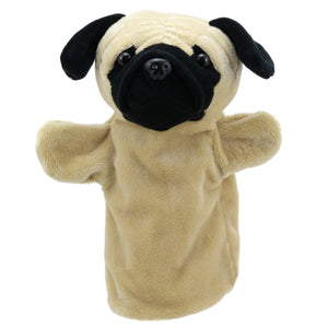 P24-PC004624-marionnette-Chien-Carlin-The-Puppet-Company-Animal-Puppet-Buddies