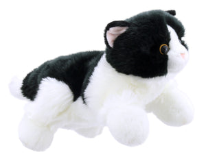 P277-PC001827-marionnette-Chat-noir-et-blanc-The-Puppet-Company-Full-Bodied-Animal-Puppets