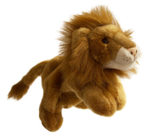 Charger l'image dans la galerie, P289-PC001809-marionnette-Lion-The-Puppet-Company-Full-Bodied-Animal-Puppets