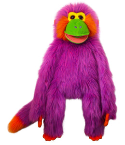 P307-PC001606-marionnette-Singe-violet-The-Puppet-Company-Funky-Monkeys