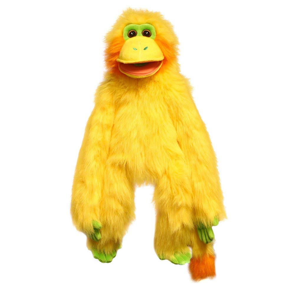 P309-PC001605-marionnette-Singe-jaune-The-Puppet-Company-Funky-Monkeys