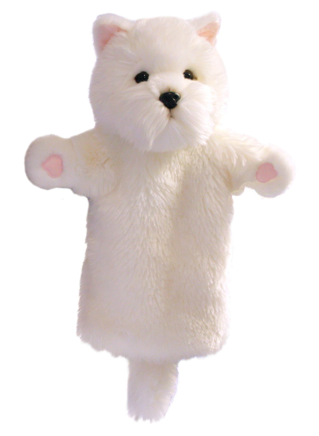 P398-PC006055-marionnette-West-Highland-White-Terrier-The-Puppet-Company-Long-Sleeved-Glove-Puppets