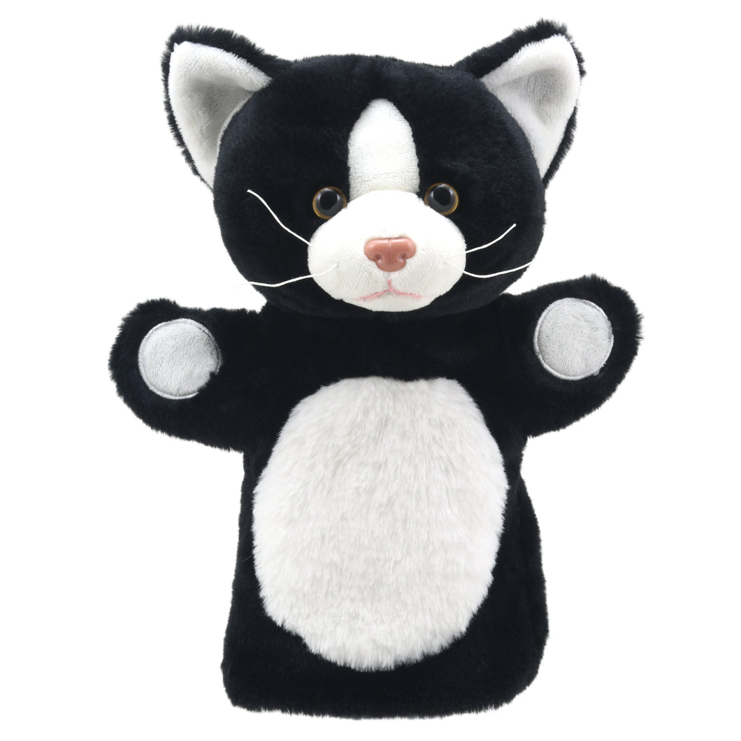 P4-PC004604-marionnette-Chat-Noir-et-Blanc-The-Puppet-Company-Animal-Puppet-Buddies