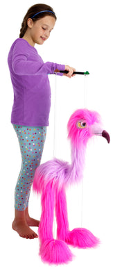 P402-PC009401-marionnette-Flamant-The-Puppet-Company-Marionette-Giant-Birds