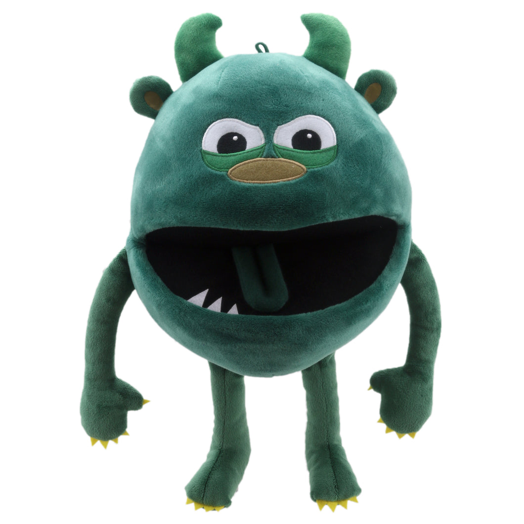 P49-PC004403-marionnette-Monstre-vert-The-Puppet-Company-Baby-Monsters