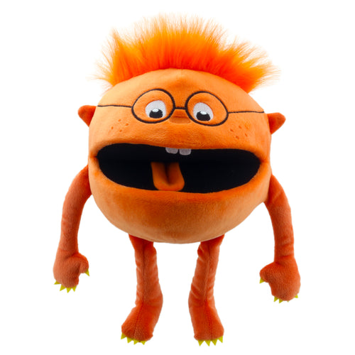 P50-PC004404-marionnette-Monstre-orange-The-Puppet-Company-Baby-Monsters