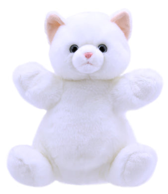 P98-PC009501-marionnette-Chat-blanc-The-Puppet-Company-Cuddly-Tumms