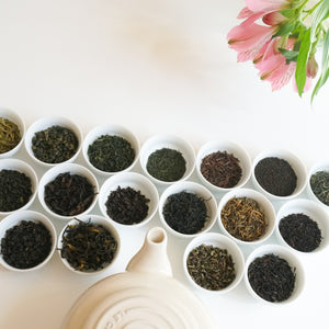 Private Tea Tasting