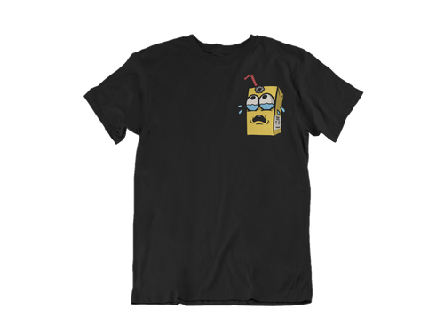 Yellow Juice Box Shirt