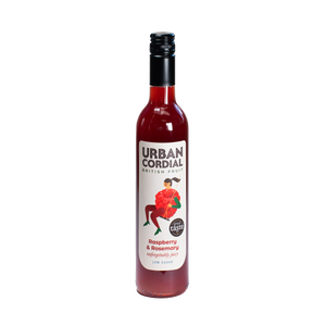 Urban Cordial 50cl Rasberry & Rosemary