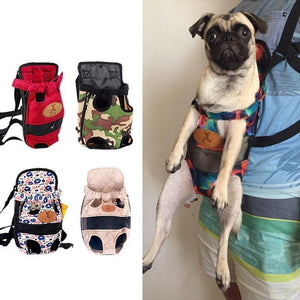 Dog Carrier Kangaroo Backpack