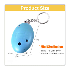 Emergency Personal Alarm Keychain EASY AND ENJOYABLE TO USE!(BUY 1 GET 1 FREE TODAY)