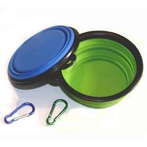 Portable Travel Pet Bowl