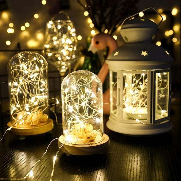 50/100 LED Fairy Christmas Lights