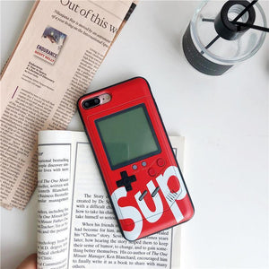 Cool Sup Handheld Gaming Device Creative Phone Case (Includes 2574 games)